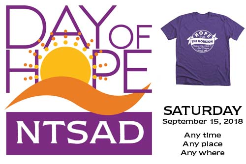 NTSAD's 2018Eighth AnnualDay of Hope